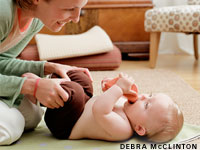 Postnatal Yoga: Conditions and Cures for Both Mama and Babe  - From the Yoga Journal