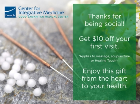 Get $10 off your first visit.