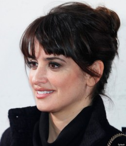 Penelope Cruz reportedly undergoes auriculotherapy acupuncture